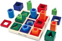 Building Toys and Skills / A range of fun, skill building toys!