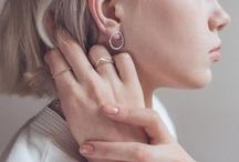 Minimal Jewellery / A board focused on jewellery from BDA London.