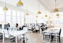 Office Digs / Office design inspiration for home and the workplace.