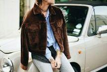 Womens Coats & Jackets / An inspirational board focusing on coats and jackets from BDA London.