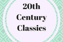 20th Century Classics / How many of these modern classics have you read? They're all available to borrow for free at Darlington Libraries.