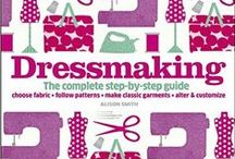 Sewing & Dressmaking Books / Here are a few of our books on sewing and dressmaking - these and many more are available to borrow now from Darlington Libraries.