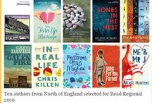 Read Regional 2016 / The Read Regional campaign aims to connect local authors from the north of England to local readers via promotions in libraries, bookshops and with festivals and venues. Each year a selection of the best books is chosen to promote via an open submission process. Visit http://www2.darlington.gov.uk/web/arena/read-regional for details of Darlington Libraries' Read Regional events; the books below are all available to borrow now from Darlington Libraries.