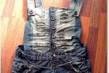 Denim refashion