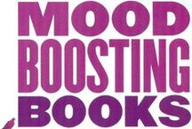 Chosen by Young People - Mood-Boosting Books / 'Reading Well Mood-Boosting Books' is a national promotion of uplifting titles, including novels, poetry and non-fiction. The books on this board have all been recommended by young people in reading groups around the country.