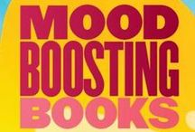 Chosen by Older People - Mood-Boosting Books / 'Reading Well Mood-Boosting Books' is a national promotion of uplifting titles, including novels, poetry and non-fiction. The books on this board have all been chosen by older people in reading groups across the country.