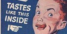 Vintage-Cereal ads/pomotions / Vintage cereal ads and promotions
