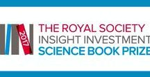 Royal Society Science Book Prize / The Royal Society Science Book Prize is an annual award celebrating outstanding popular science books from around the world. The books below are all available to borrow now from Darlington Libraries.