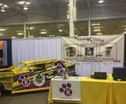 Trade Shows / What's life like on the road? Take a look at our traveling trade show booth.