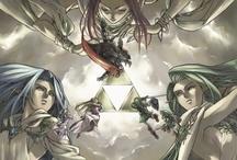 Legend of Zelda / by Melissa