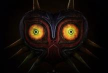 Majora's Mask~Legend of Zelda / by Melissa