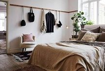 INTERIOR DECORATION / Livingrooms, bedrooms, kitchens, bathrooms, hallways: I have an obsession for beautiful interior and decor, so here are my inspirations.