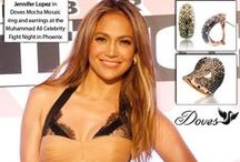 Celebrity Gallery / Celebrities spotted wearing Bay Hill Jewelers designer fashions.