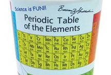 Atoms, Elements, and the Periodic Table / Teaching the structure of atoms and the arrangement of elements on the periodic table?  This board will help!  You may also want to visit https://www.facebook.com/ScienceWear and check out the Atomic attire photo album. / by ScienceWear