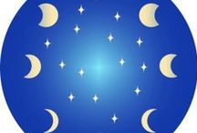 Lunar Cycle/Moon Phases / Helping students envision the observable shape changes of the moon during its monthly orbit around the Earth.