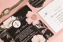 The Invite / Wedding Invitations