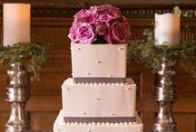 The Cake / Gorgeous wedding cakes