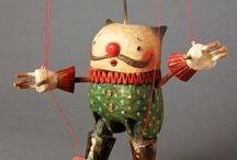 puppets art