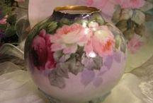 porcelaine de limoges / des formes et des décors exceptionnels