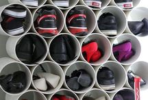 Shoe storage / Shoes that I would like to organise