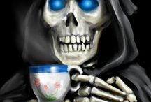 Grim Reaper / by Melissa