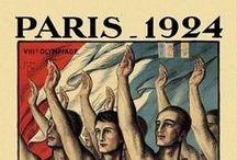 affiches jeux olympiques / by francoise defournier