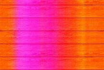 Oranje/Roze