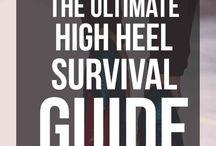 Shoes, boots n sandals / High heels n flats