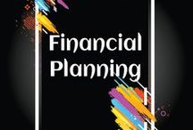 Financial Planning / Financial Planning is a systematic way of organizing one's personal finances with efforts made for optimizing the assets, liabilities and cash flow.