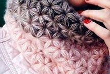 crochet fashion item