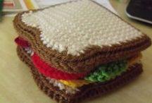 knitting lol