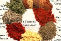Sauces, marinades & rubs / Flavour