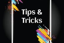Tips&Tricks / Tips for the day....