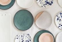 PRECIOUS POTTERY / Handcrafted, colourful and with lots of love: I have this thing with special pottery, beautiful ceramics and yes – I definetely have space for some more in my kitchen shelf.