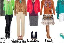 Mature womens fashion