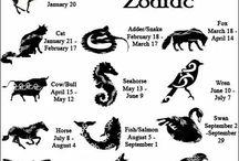 Zodiac information