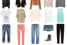 Outfits/styles