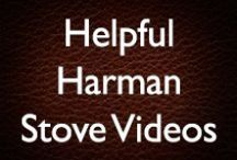 Helpful Harman Stove Videos / There's something about a Harman™ stove, insert or central heating unit. The videos below help illustrate the uncompromising commitment to quality in every Harman product.  Watch a video below to uncover more about cutting-edge Harman technology, new products and distinctive features. / by Harman Stoves