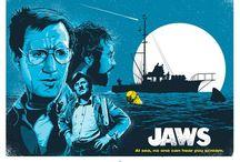 JAWS - Les Dents De La Mer (Spielberg) / by Pascalator10