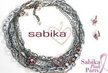 Sabika Pink Party 2013 / Sabika Pink Parties begin 10.1.13.  Help us raise awareness and funds for the fight against breast cancer.  #SabikaLOVE