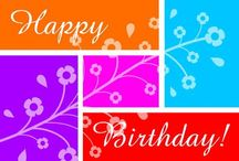 Birthday / Each birthday is to be celebrated!! Celebrate life / by Donna Newman