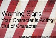 Writing-Characters