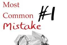 Writing-Most Common Mistakes