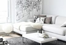 Laying Low / Family and living rooms are the place where you let your hair down to relax and unwind. They should be filled with the things that make you most comfortable. Here are looks and ideas for all types of living rooms, from modern to eclectic and everything in between.