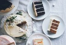A Piece of Cake. / A celebration without a cake is really just a meeting so find some fantastic ideas to make your celebration special!