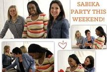 Helpful Tips for a Sabika Hostess / Sabika Hostess are very important to us. We want to make sure that everyone enjoys the party! #SabikaLOVE