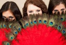 Peacocks Are Us! / Since opening our doors in 2007 the Peacock has been the BellyUp mascot. You'll find peacock feathers and ornaments everywhere and we mean everywhere! Peacocks inspire us in so many ways.