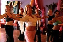 BellyUp the Studio / Take a peak at our luxurious studio space located in Oakville, Ontario. Bellydancer oasis!