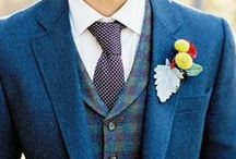 The Leading Man. / Get your other half up to date with these top trends!