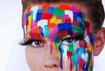 Body-Face ART/Yüz ve Vücut Boyama
